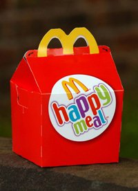 JOUETS HAPPY MEAL