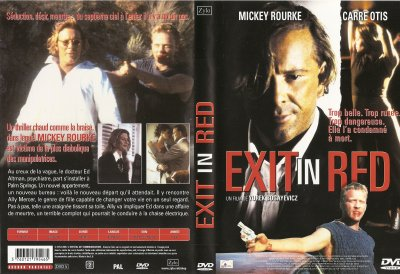 "DVD ""EXIT IN RED"""