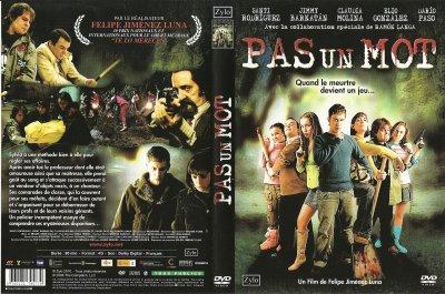 "DVD ""PAS UN MOT"""
