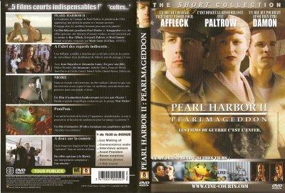 "DVD ""PEARL HARBORD II"""