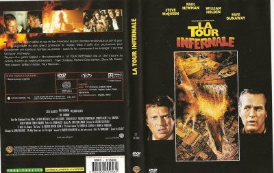 "DVD ""LA TOUR INFERNALE"""