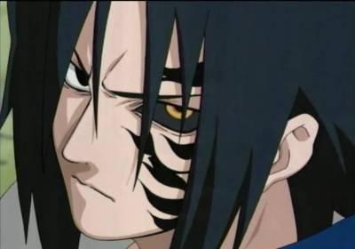 Naruto Versus Sasuke
