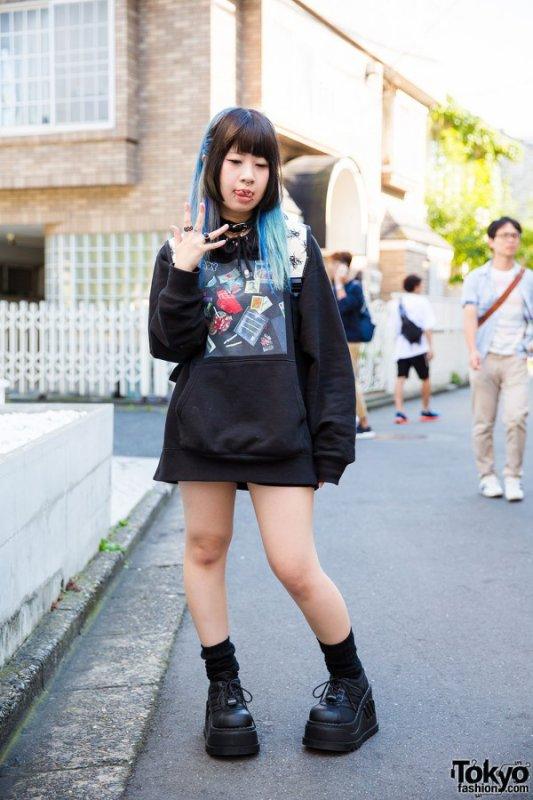 Punk Japenese