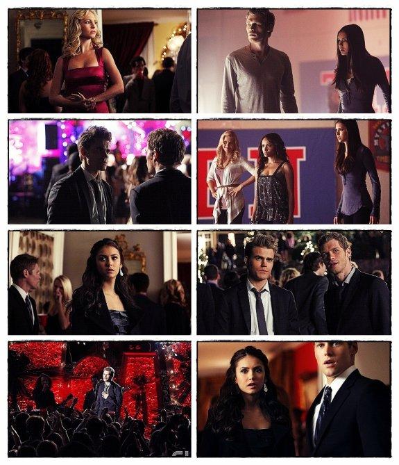 Les derniers épisodes de la saison 3 pour 2011..
