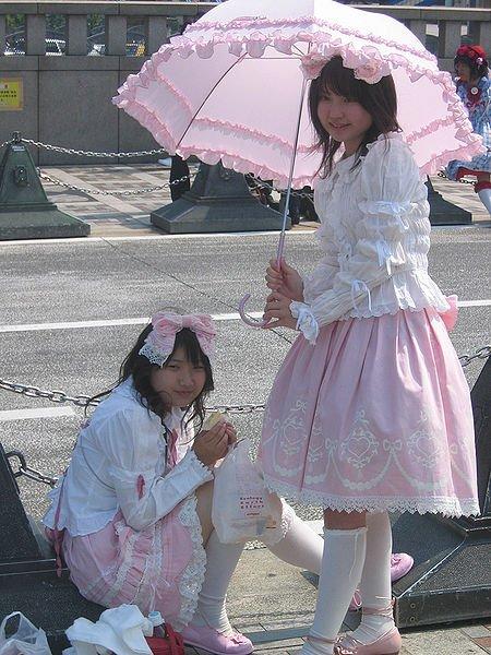Le style Sweet Lolita