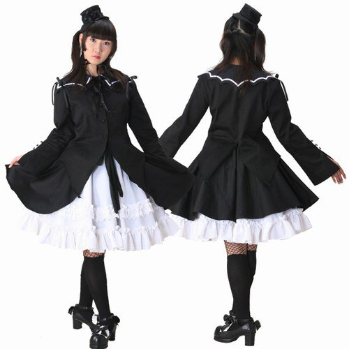 Le Style Gothic Lolita