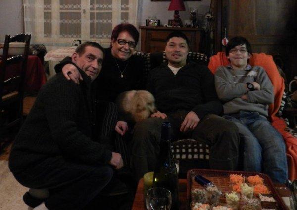 LA FAMILLE en 2014