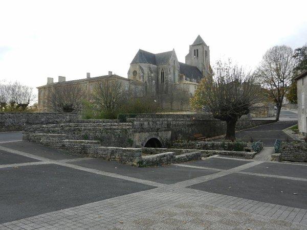 L'ABBAYE ROYALE DE CELLES SUR BELLE