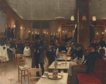 A BORD DU GRAND CAFE