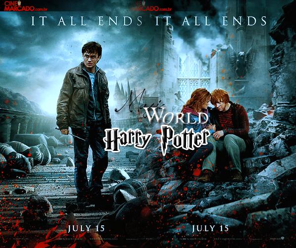 * Ca change rien qu'Harry soit mort, des gens meurent tous les jours ! Des amis, de la famille... Oui, on a perdu Harry cette nuit, mais il est toujours là ! Dans nos coeurs ! Comme Fred, et Remus, et Tonks, tous... Ils ne sont pas mort en vains! Mais vous oui ! Parce que vous vous trompez, le coeur d'Harry battait pour nous, pour nous tous ! Ce n'est pas finit ! *