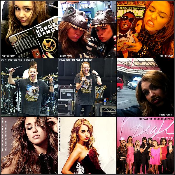 . 07/04/11 : Miley et Denika  à l'aéroport de LAX pour se rendre à Chicago TOP ou FLOP ? . .