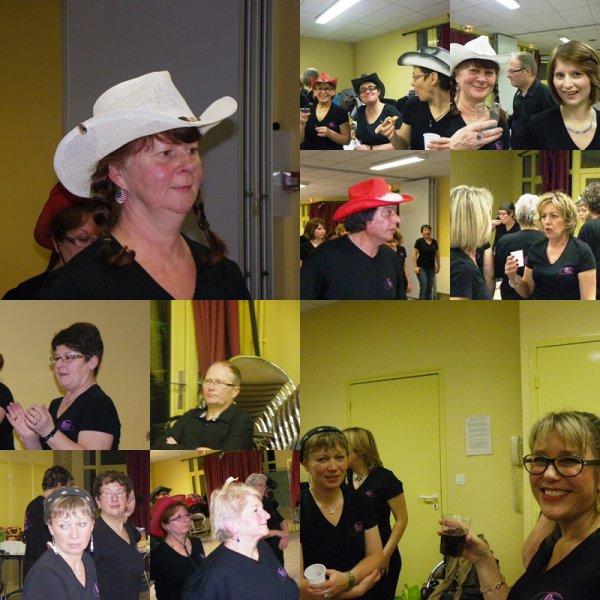 Country Girls la Soirée du 14 démbre 2013