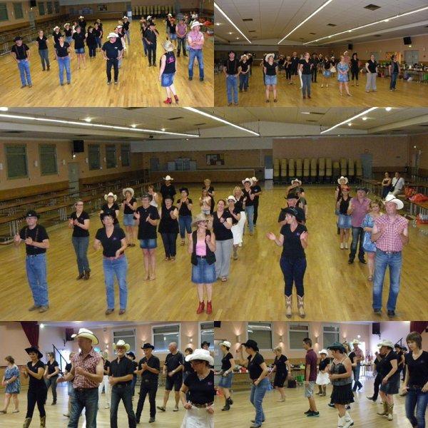 Soirée CountryGirls à Mulsanne 30 juin 2015