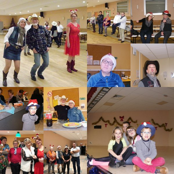 Soirée de fin d'Année à Mulsane 19/12/2017