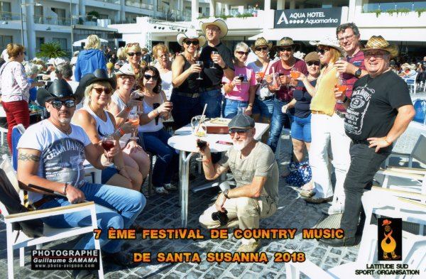 Santa Susanna 2018  acte 1