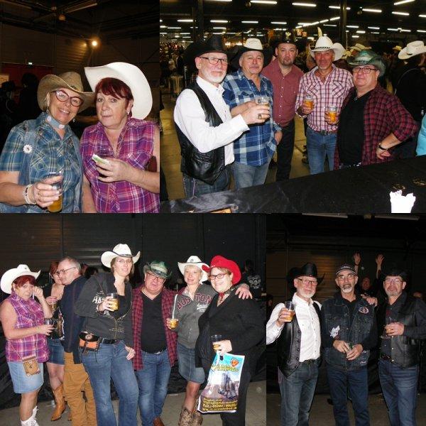 12 ème Salon Western-Country Parc des exposition du Mans 2&3/02/2019