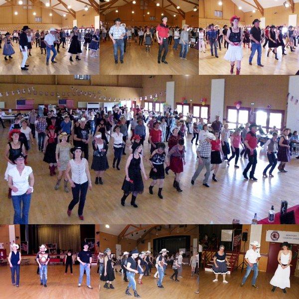 10 ans de Montfort Country Dance 31 mars 2019