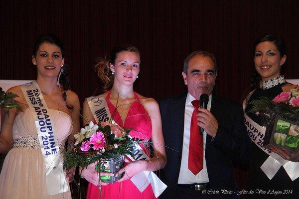Miss Anjou 2014 pour Miss Pays de Loire 2014
