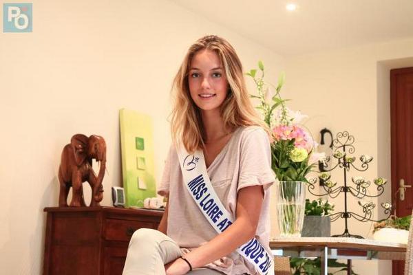 Miss Loire Atlantique 2014 pour Miss Pays de Loire 2014