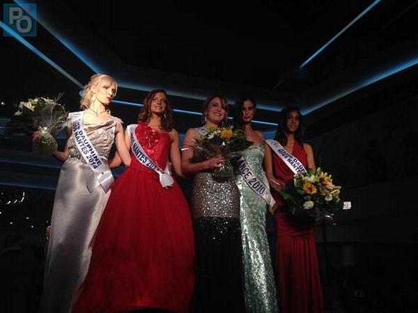 Miss Nantes 2014 pour Miss Pays de Loire 2015