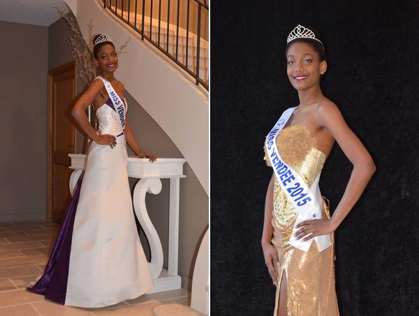 Miss Vendée 2015 pour Miss Pays de Loire 2015