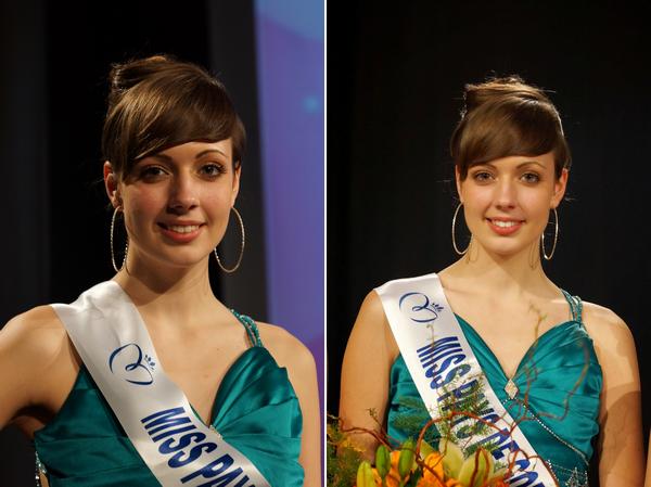 Miss Pays de Gorron 2015 pour Miss Pays de Loire 2015