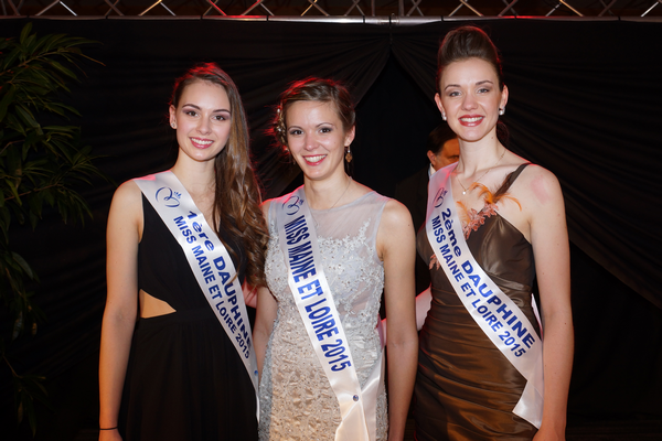 Miss Maine et Loire 2015 pour Miss Pays de Loire 2015