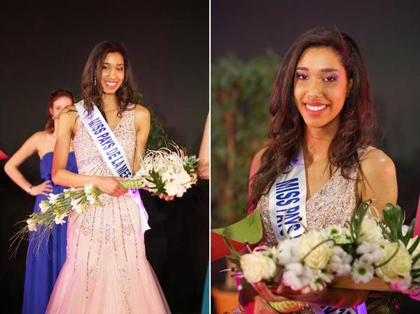 Miss Pays de la Mée 2015 pour Miss Pays de Loire 2015