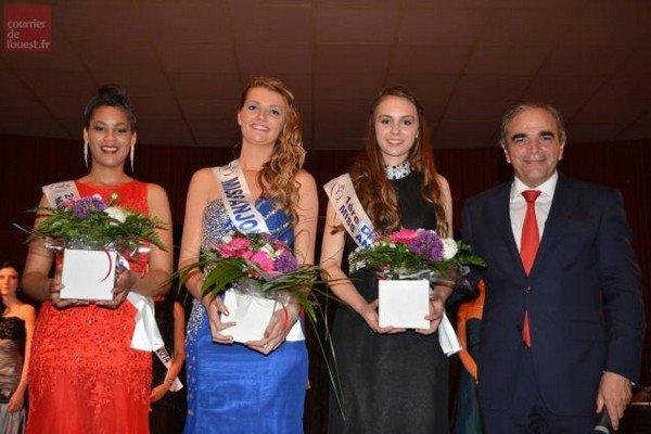 Miss Anjou 2015 pour Miss Pays de Loire 2015