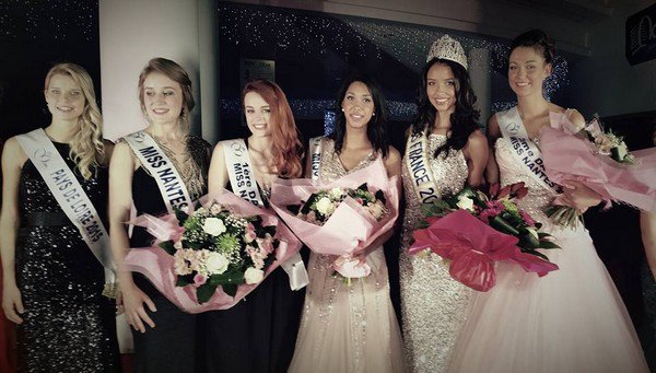 Miss Nantes 2016 pour Miss Pays de Loire 2016