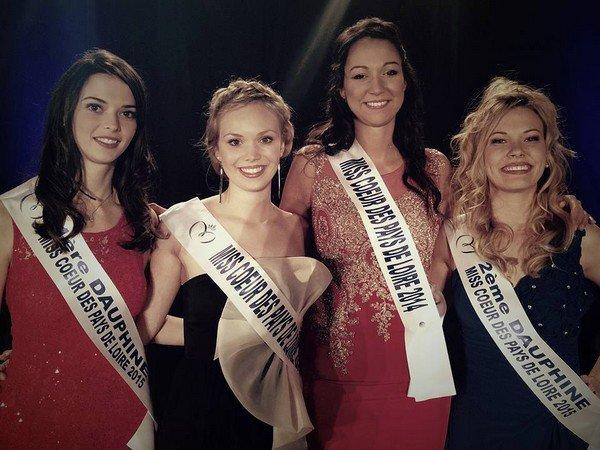 Miss C½ur des Pays de Loire 2015 pour Miss Pays de Loire 2016