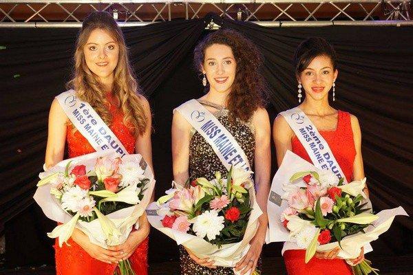 Miss Maine et Loire 2016 pour Miss Pays de Loire 2016