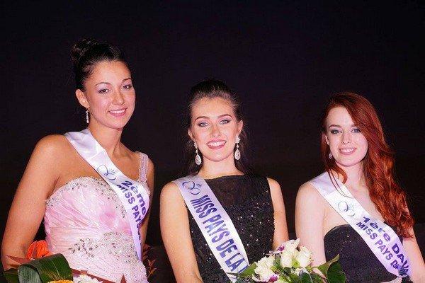 Miss Pays de la Mée 2016 pour Miss Pays de Loire 2016