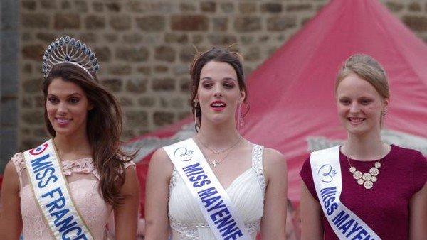 Miss Mayenne 2016 pour Miss Pays de Loire 2016