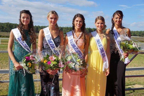 Miss Loire Atlantique 2016 pour Miss Pays de Loire 2016