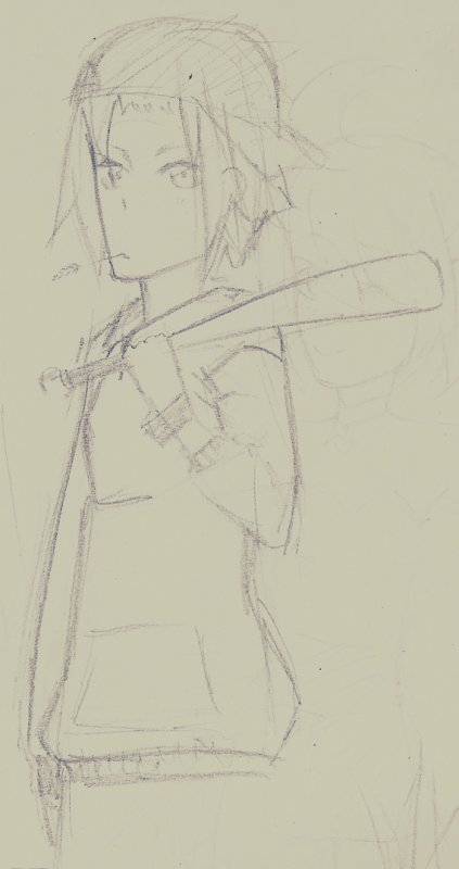 WIP Ikary By Yui.