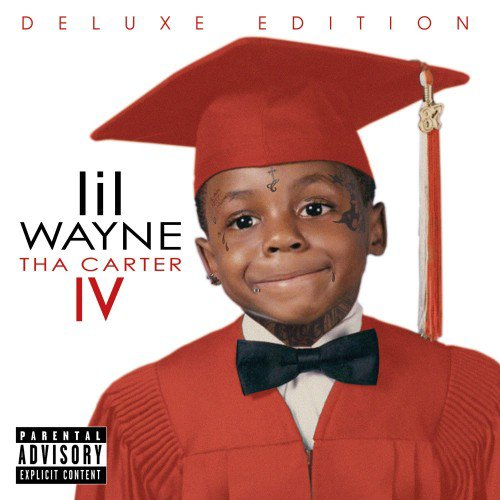 Tha Carter IV-(Deluxe Edition) / Lil Wayne - How To Love (2011)