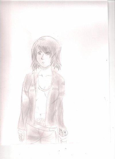 Sakura du manga Tokko et Natsu du manga Fairy tail