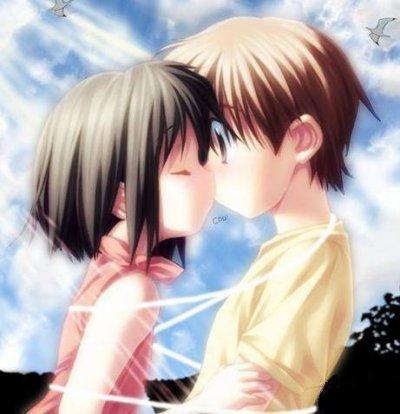 Roman n°1: Ying et Yang l'amitié et l'amour plus fort que tout.