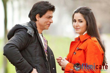 Shahrukh And Katrina In Yash Chopra's Untitled Film – First Look