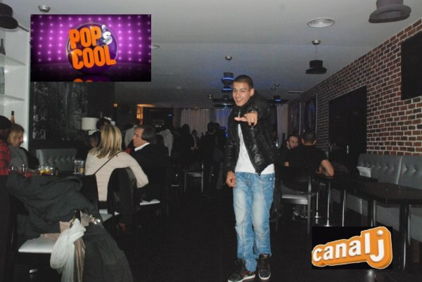 DJAMBOY dans POP'S COOL