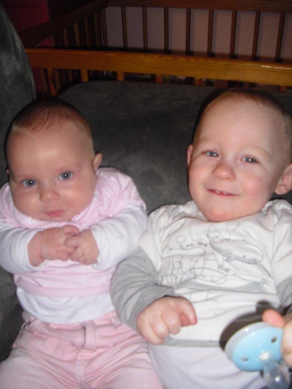 Mon bebe & Manon