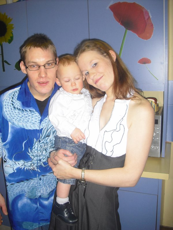 Lorenzo Avec Papa & Maman