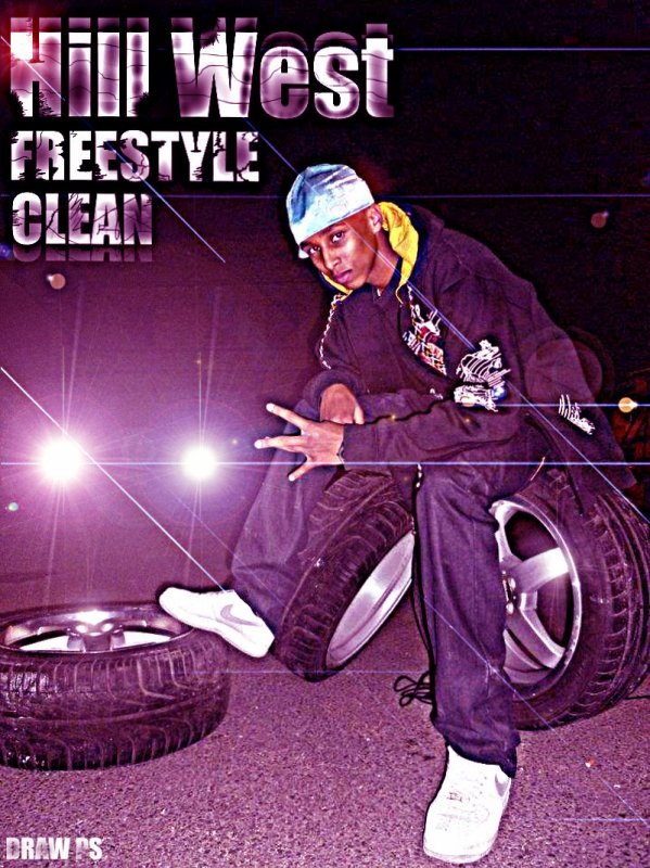 Gangster Rap Morocco Vol.2 / Hill West - Freestyle Clean 2011 (2011)