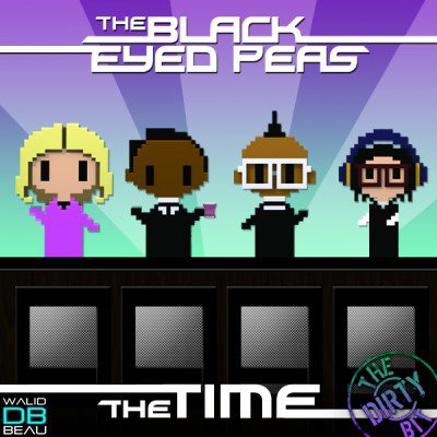The black eyed peas /  The time (dirty bit) (2011)