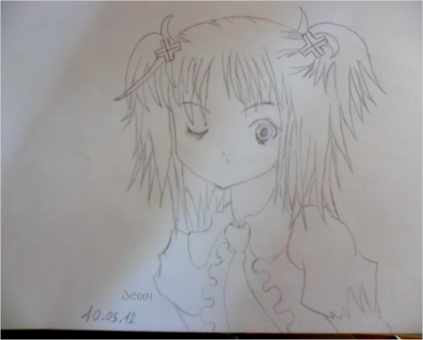 Fan art - Shugo chara