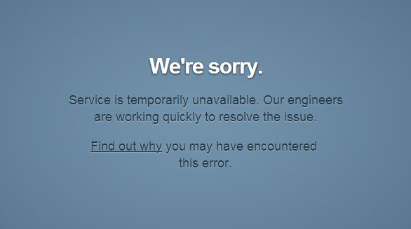 Tumblr is down