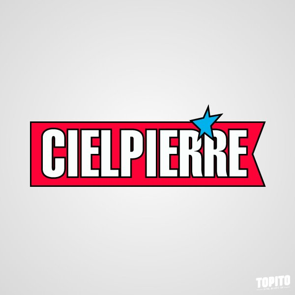 Logo avec leur nom en français