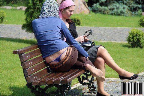 Pas raciste, du tout - du tout , et pas trop - :) - obsédé sexuel , mais quand même !!