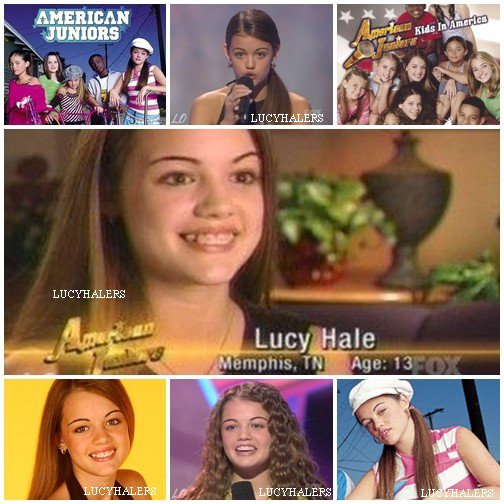 Lucy on American Juniors !